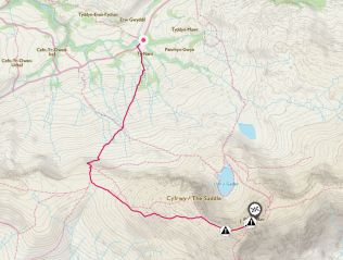 Cadair Idris Pony Path
