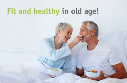fit and healthy old age