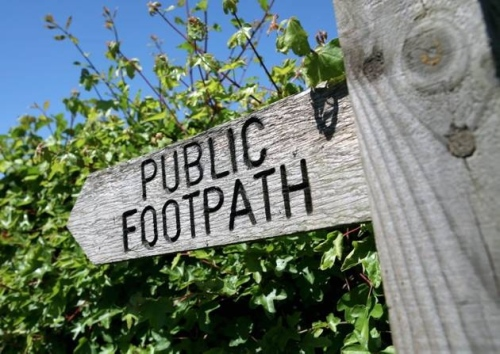 public-footpath