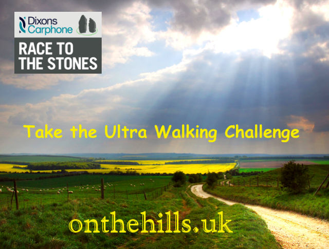 ultra walking challenge