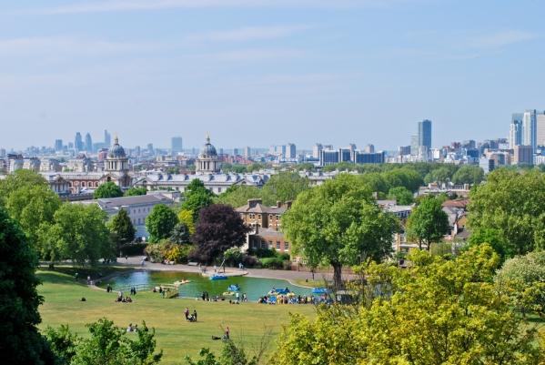 greenspace in london