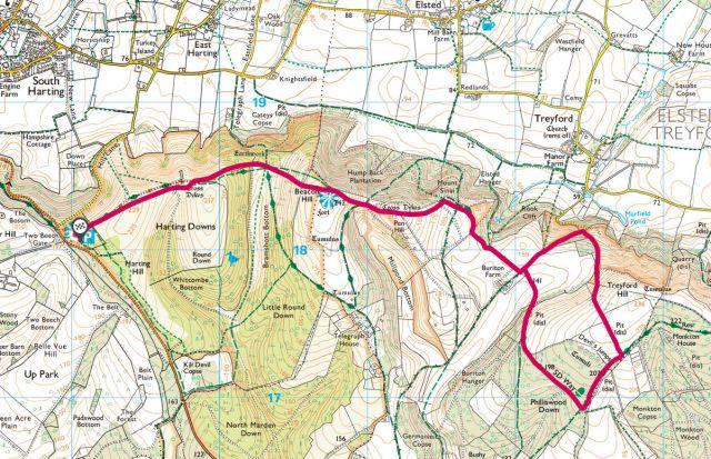 Devils Jump Route