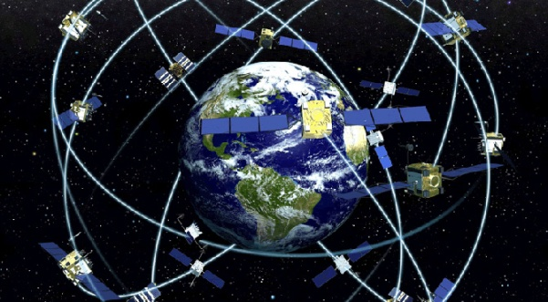 gps-satellite-constellation